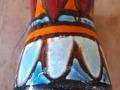 PP006D Poole Pottery vase Delphis range